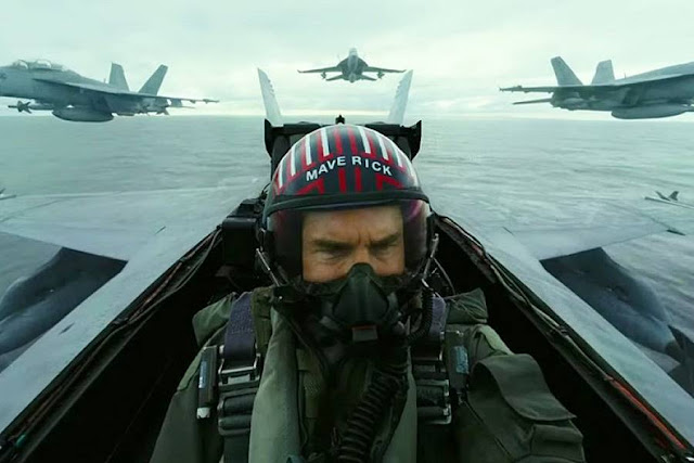 Top Gun Maverick Tom Cruise