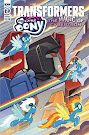 My Little Pony The Magic of Cybertron #2 Comic