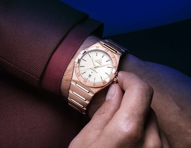Omega Constellation Gents'