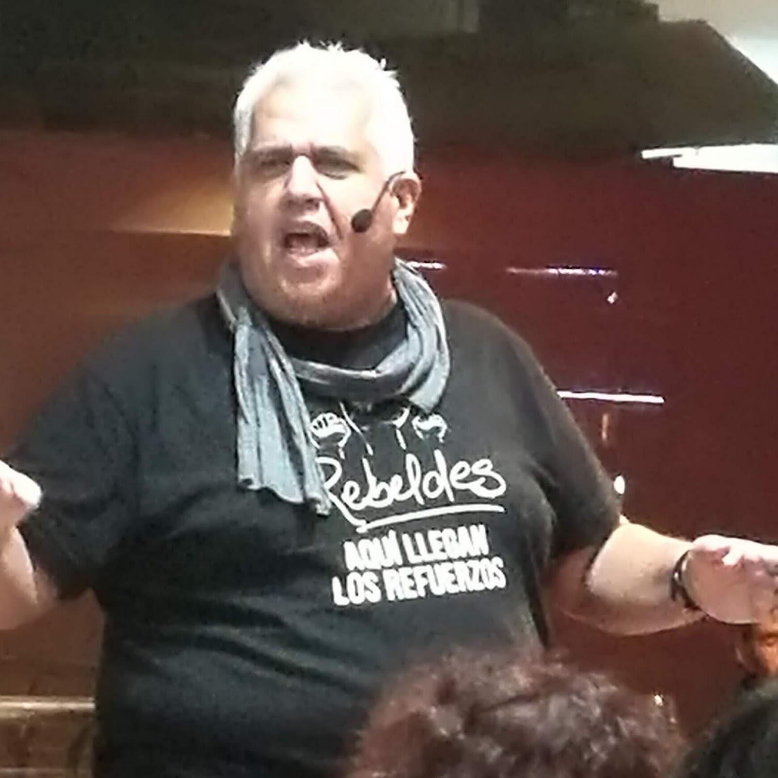 José Bordón Ruano (Pancho Bordón)