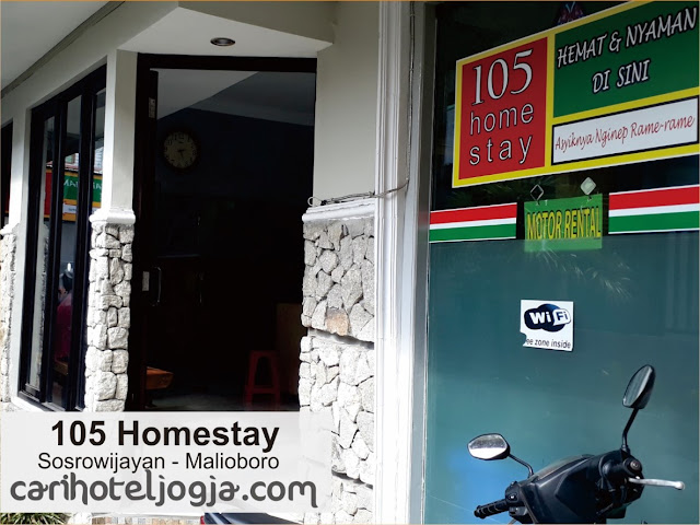 Penginapan Murah 105 Home Stay
