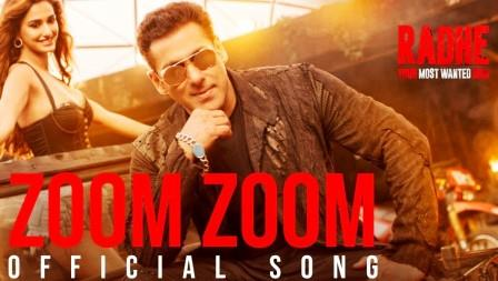 Zoom Zoom Lyrics - Radhe 2021 - Download Video or MP3 Song
