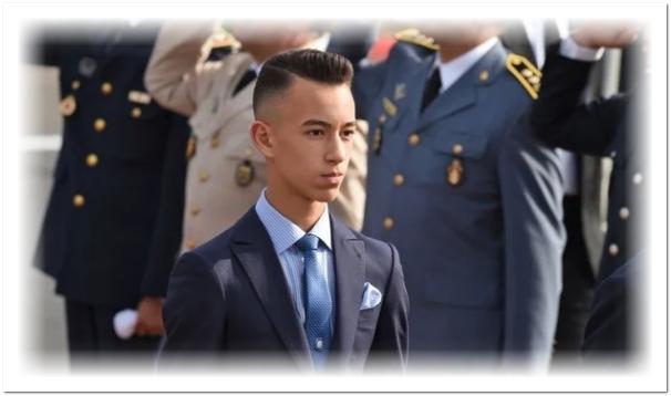 أين سيتابع ولي العهد الأمير مولاي الحسن تعليمه العالي؟