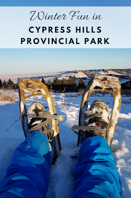 10 Things to Do this Winter in Cypress Hills Provincial Park
