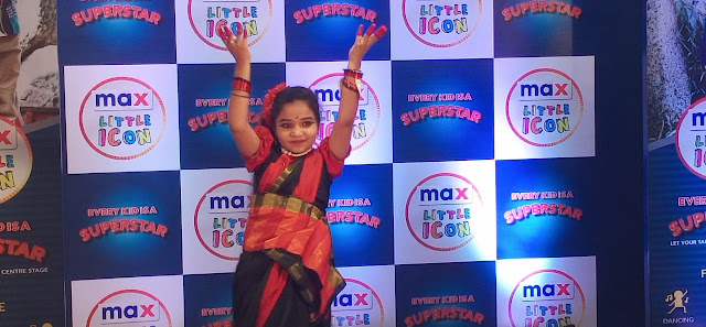 Little Champs of Max Little Icon 2019 showcased their talent and enthralled the audience in Khammam