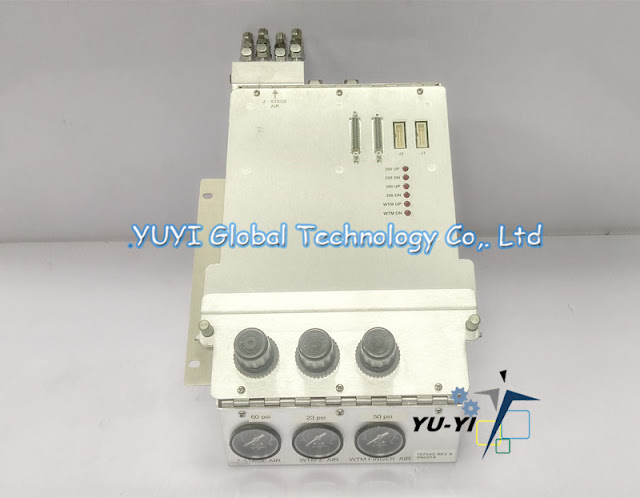PNEUMATICS LASER CONTROLLER ASSEMBLY 152043 REV B SN0019