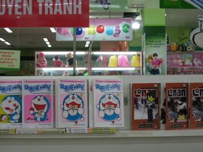 ベトナムで人気の日本のアニメ