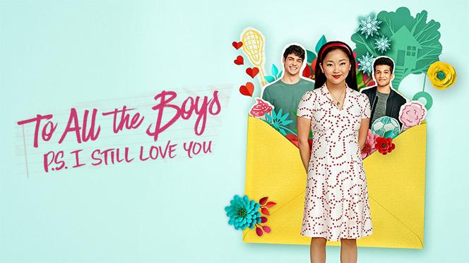 A todos los chicos: P. D. Todavía te quiero (2020) Web-DL 1080p Latino