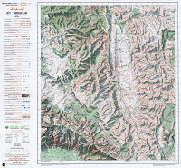 Ait-ABDALLAH Morocco 50000 (50k) Topographic map free download