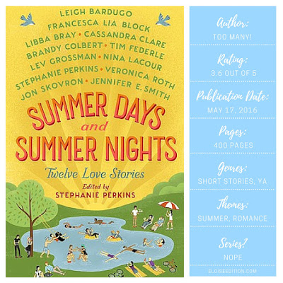 Summer Days and Summer Nights on Eloise Edition