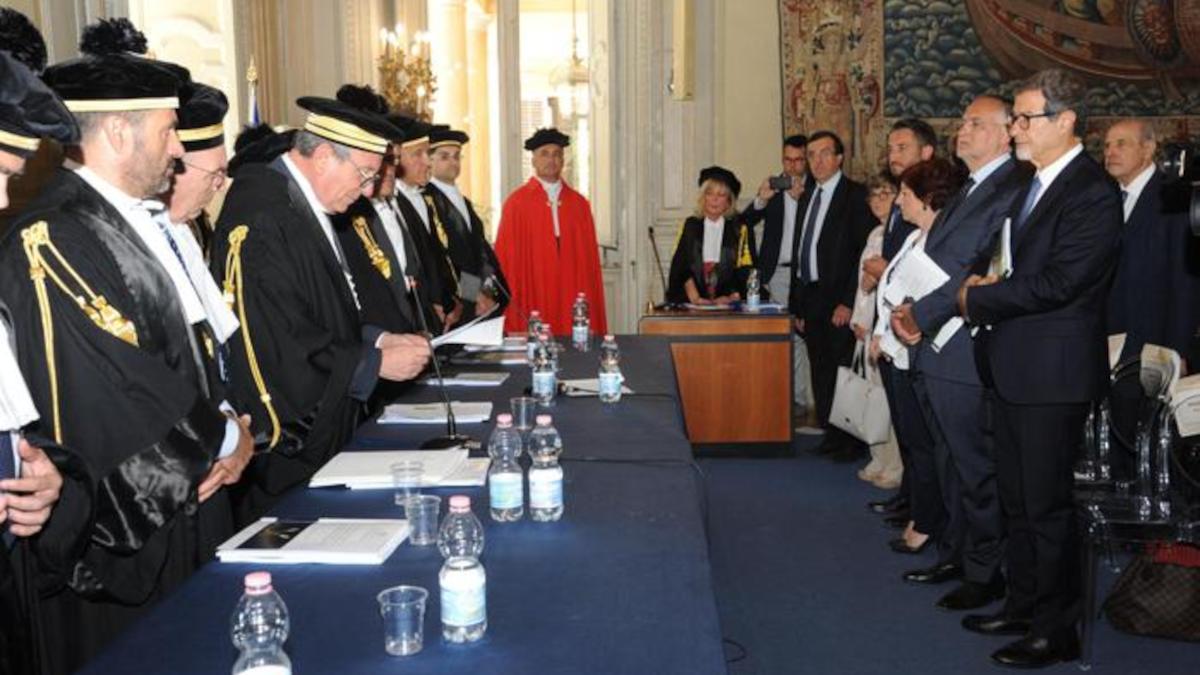 Corte dei Conti citazione Regione Siciliana rendiconto generale 2019