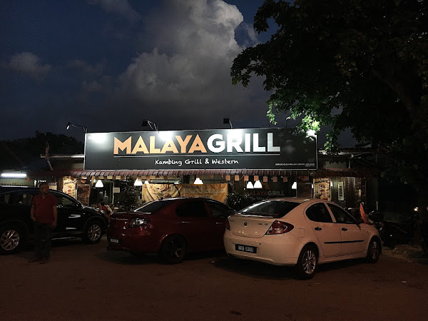 Food Review : Malaya Grill, Sungai Buloh