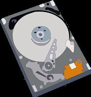 hard drive code snail