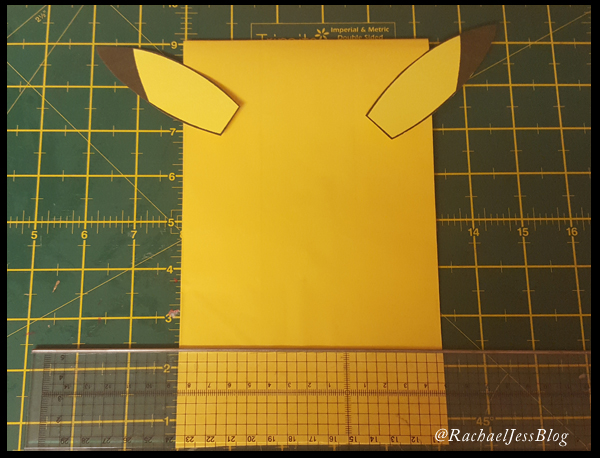 Pikachu Ears on party bags