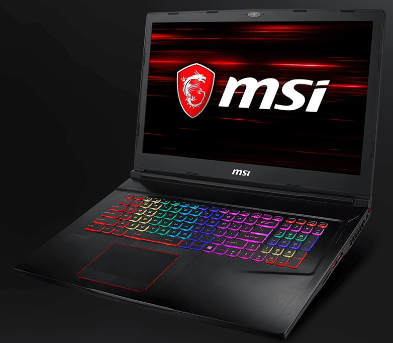 MSI GE Raider RGB Edition
