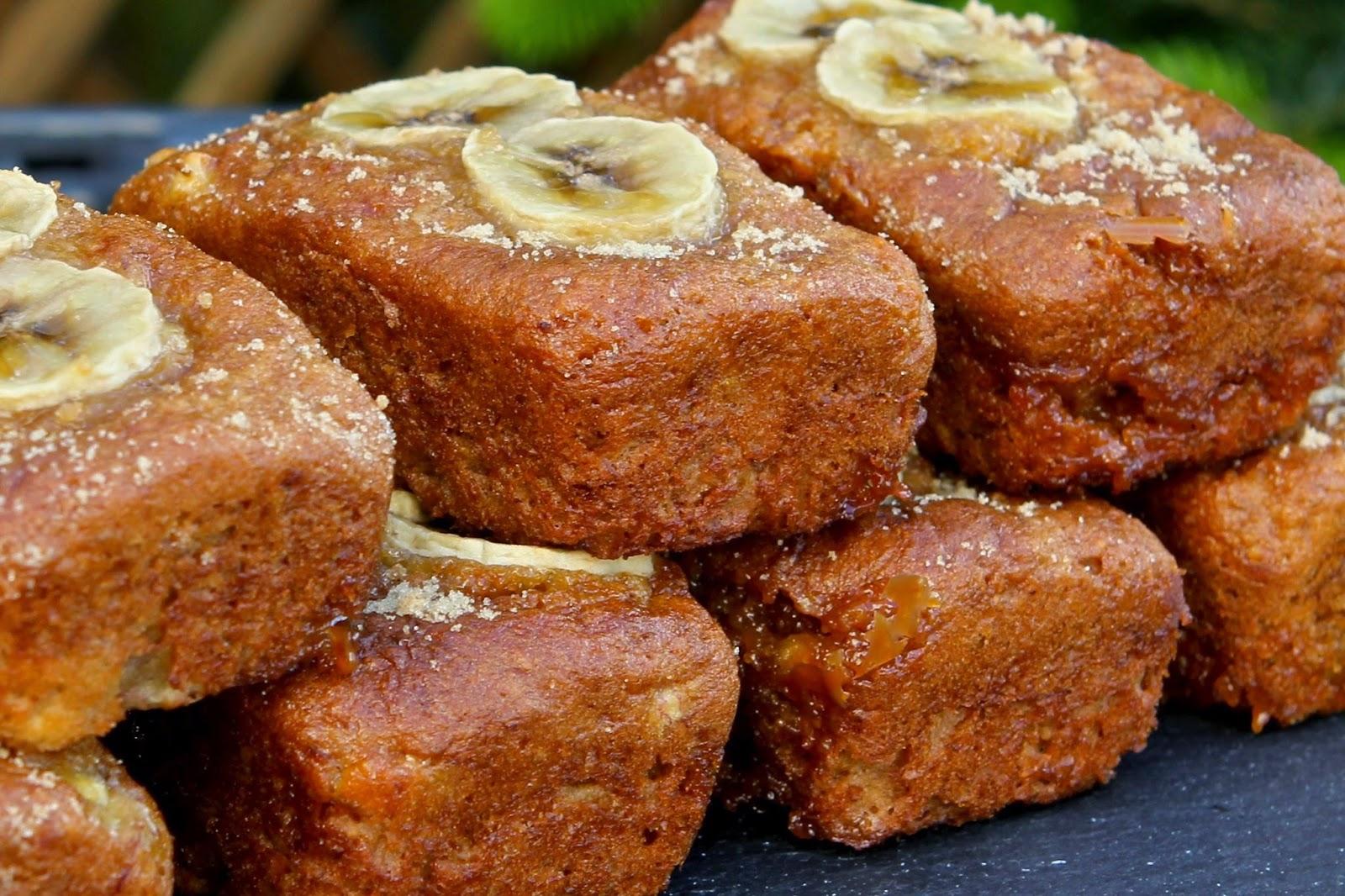 Gluten Free Banoffee Cake