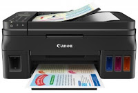 Canon Driver G4100 Setup Printer