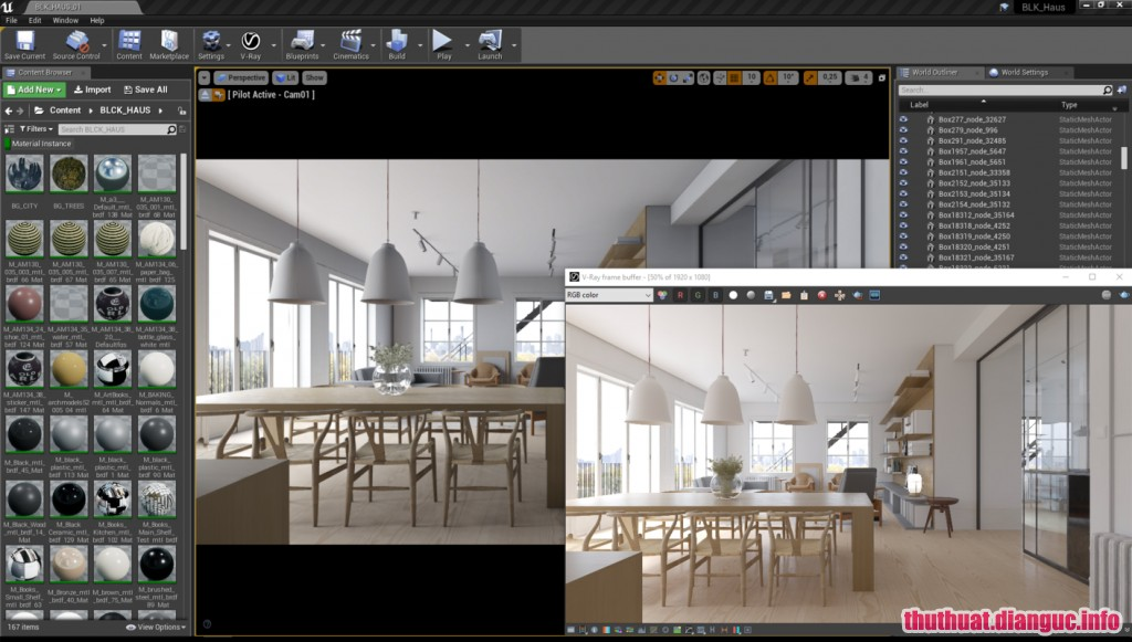 Download V-Ray Next for Unreal 4.12.00 Full Crack