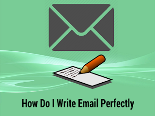 Best Way To Write Email