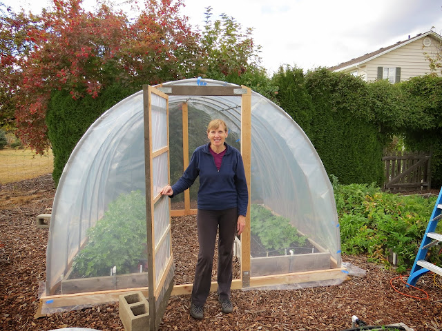 Hoop House Project