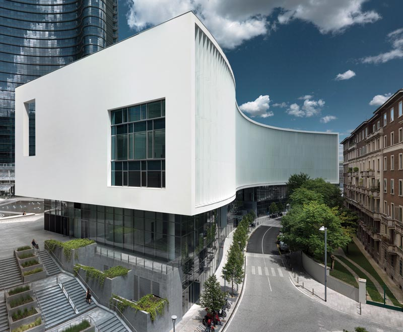 Porta Nuova Building - studio Piuarch