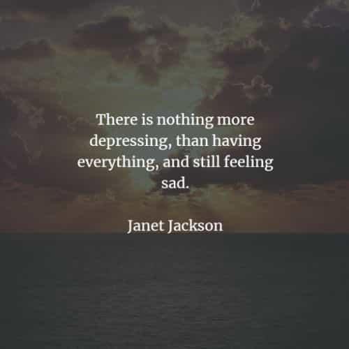65 Deep Depression Quotes And Sayings To Enlighten You