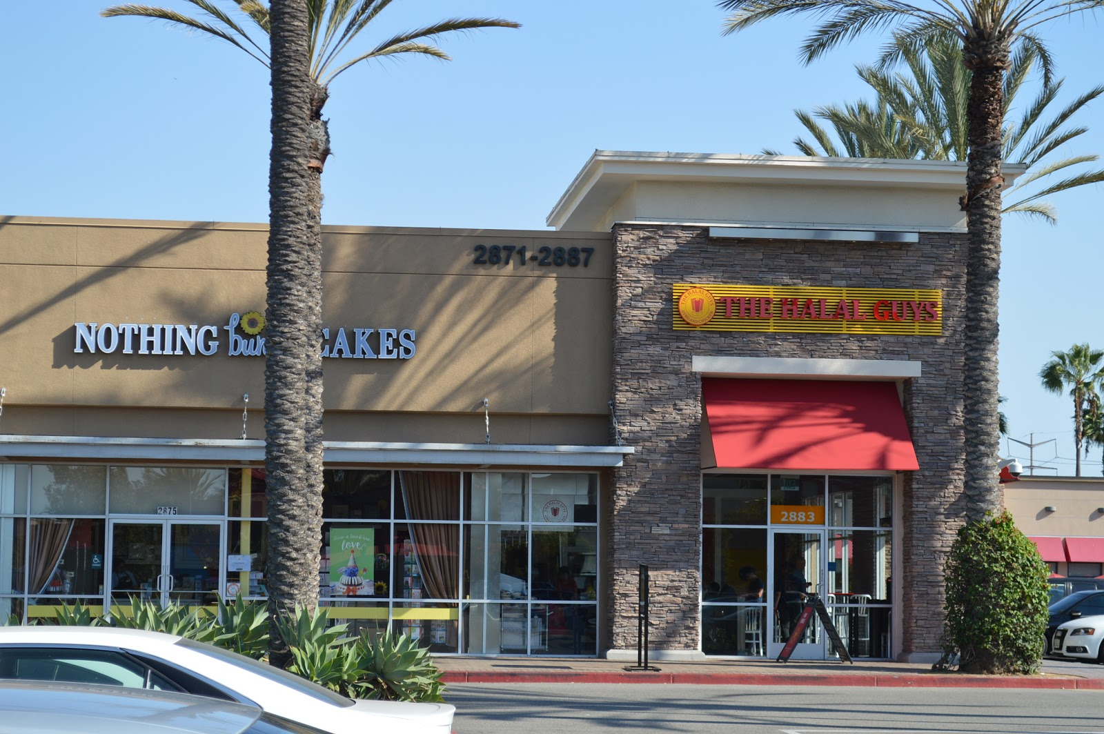 Sept. 30 | Bogo Free Deals and Free Swag From Newest Halal Guys in Tustin
