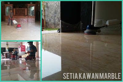 Jasa Poles Marmer Tangerang