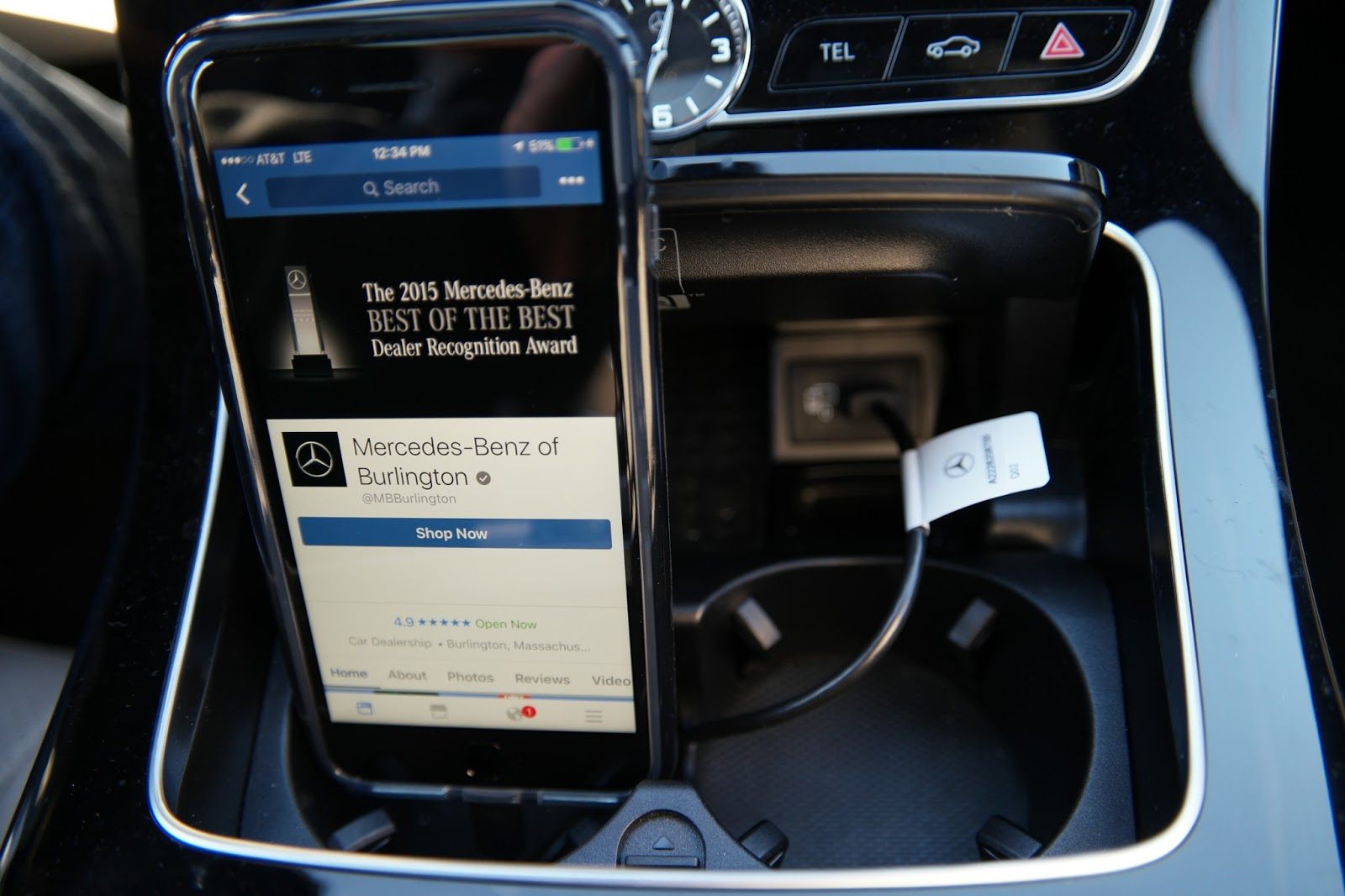 Off On A Tangent: 2017 Mercedes-Benz E300 with Apple CarPlay