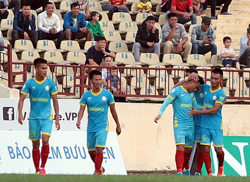 Các cầu thủ Sanna Khánh Hòa