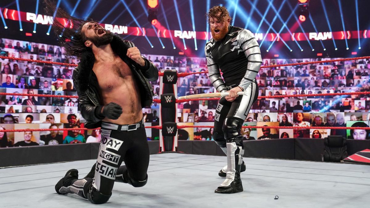 Murphy se revolta e ataca Seth Rollins durante o WWE RAW