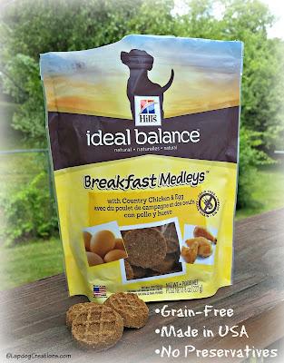 Hill's Ideal Balance Breakfast Medleys