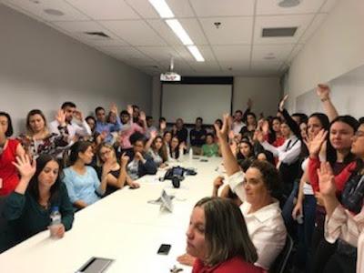 Trabalhadores da Westcon aprovam Acordo Coletivo e PLR de 2018