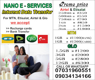 CHEAP DATA SERVICE