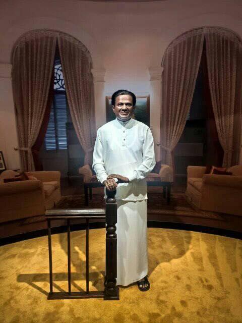 ලාංකීය ප්රභූන්ගේ ඉටි රූ බලන්න යමුද? 🕴👓🏯🕴 (Let's Go See The Wax Figures Of The Sri Lankan Elite) - Your Choice Way