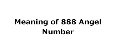 meaning of 888