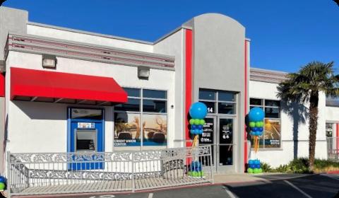 Centre de Credit Union de Fontana, CA