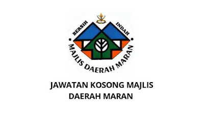 Jawatan Kosong Majlis Daerah Maran 2019