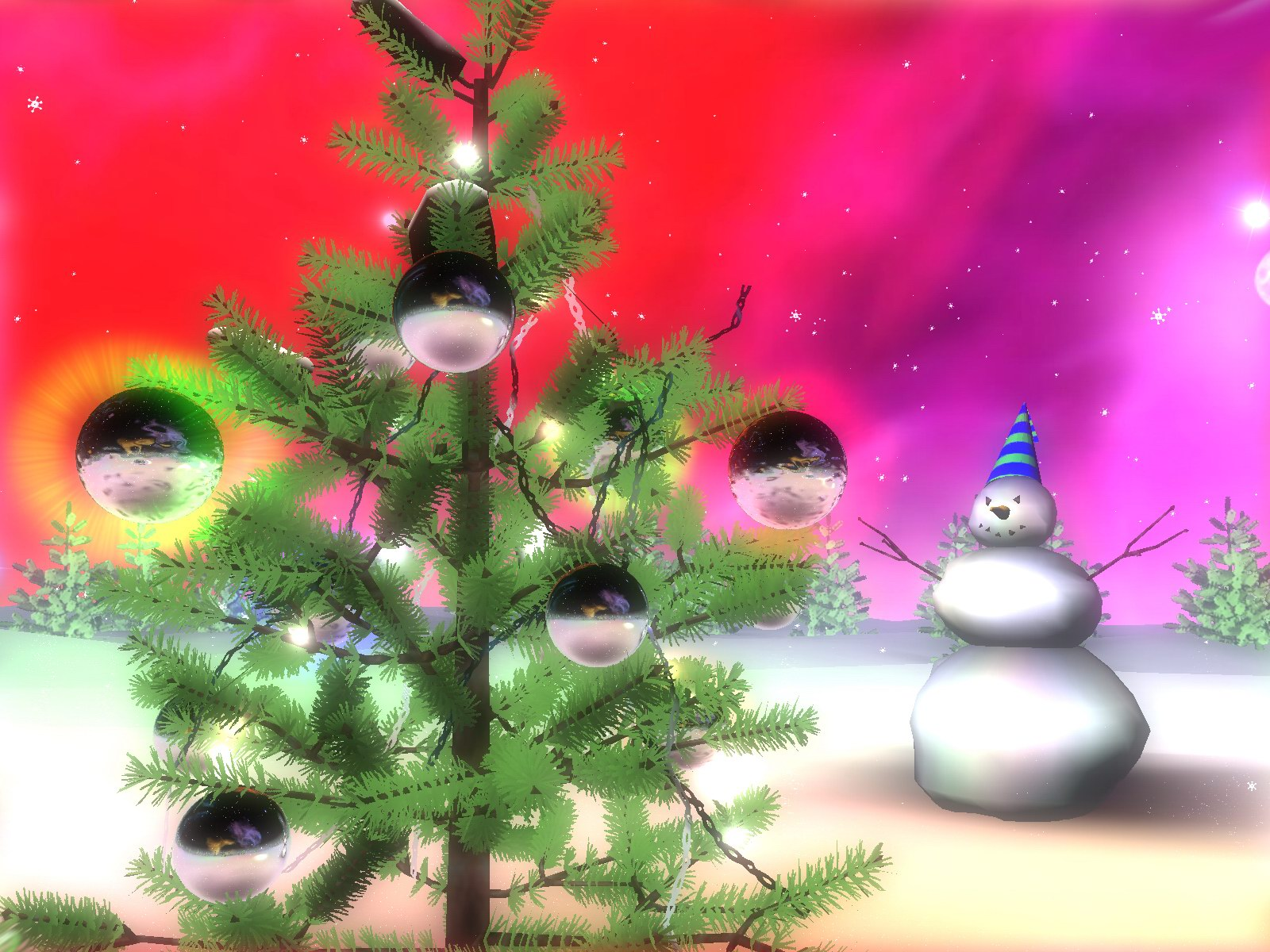 Chirstmas: Free Christmas Screensavers