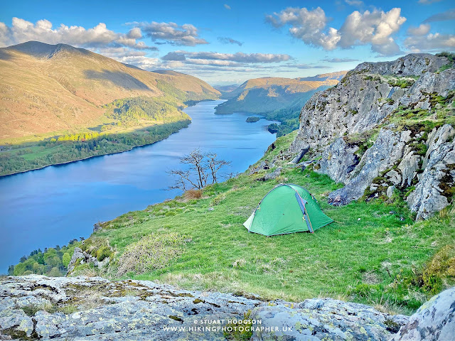 Helm 2 Compact Tent review best wild camping tents