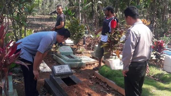 Bikin Geger, Puluhan Makam di Tasikmalaya Terbongkar Misterius