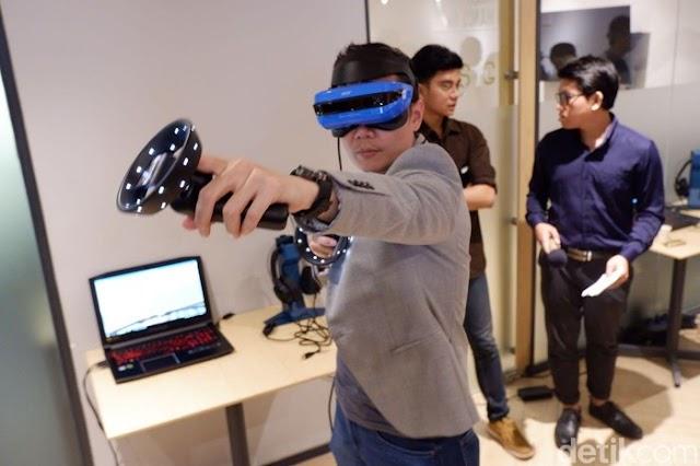 Spek Komputer Untuk Mainkan Game VR