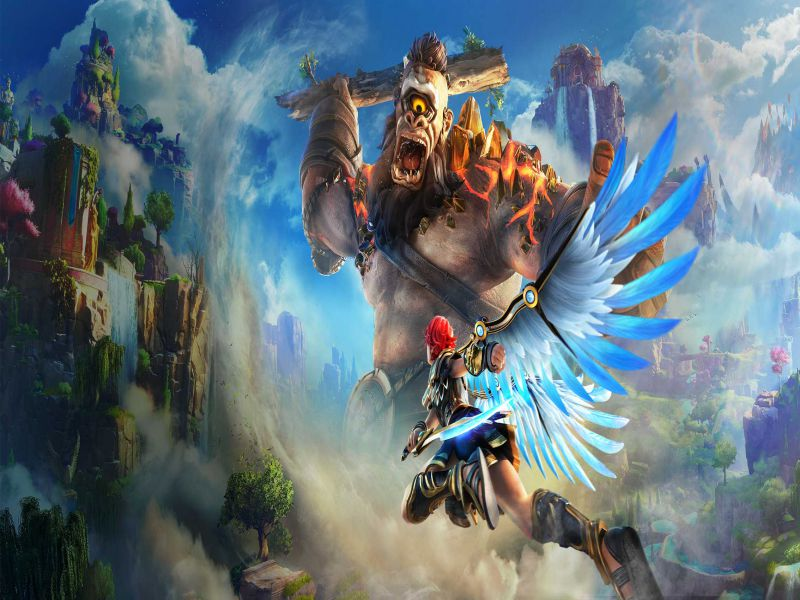 Immortals Fenyx Rising Highly Compressed Free Download