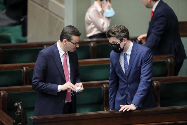 Negatív lett a lengyel kormányfő vírustesztje
