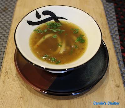 Carole's Chatter: Duck Noodle Soup