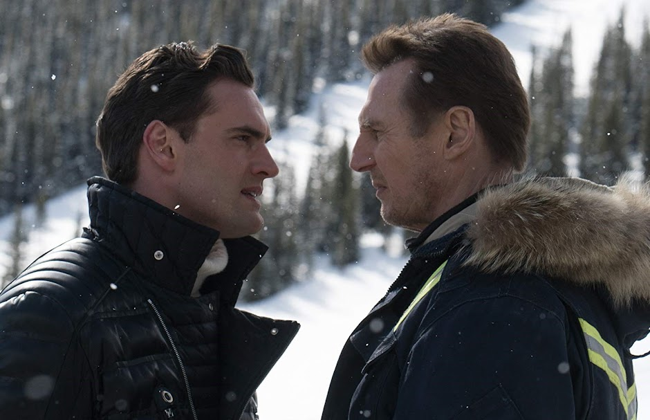 "Liam Neeson em busca de vingança no trailer de ""Cold Pursuit"""