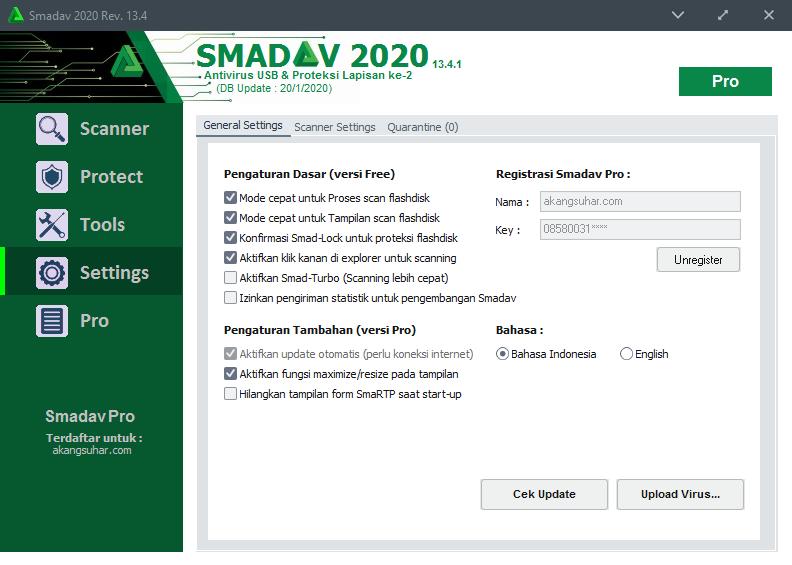 Gratis Download Smadav Pro Full Crack Terbaru