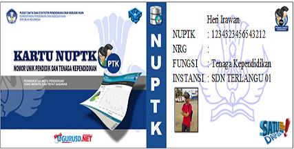 Download Aplikasi Kartu NUPTK Terbaru