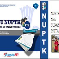 Download Aplikasi Kartu NUPTK Terbaru Sesuai Juknis