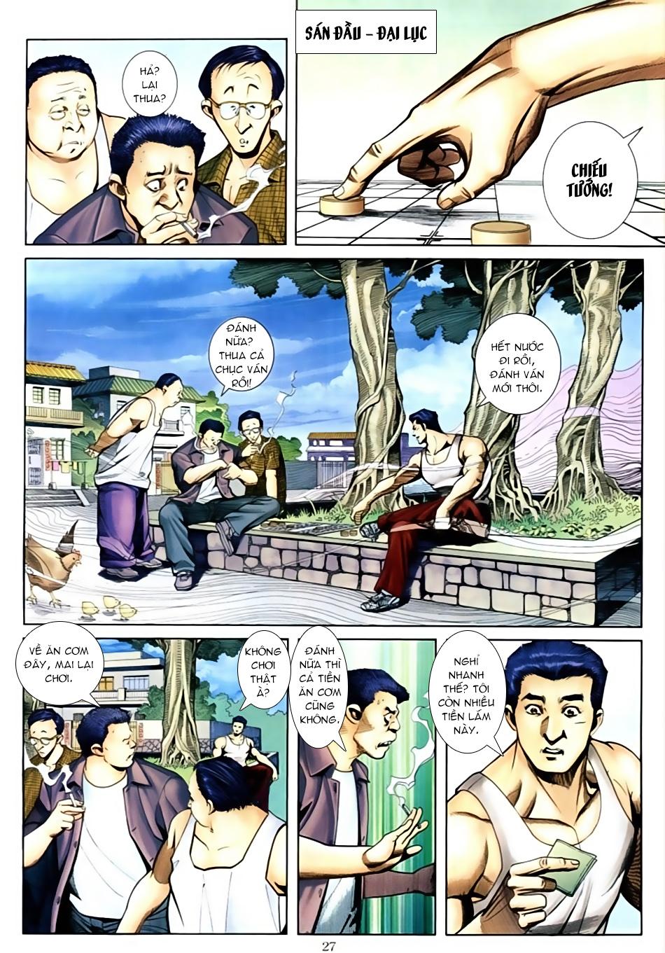 Người Trong Giang Hồ Chap 589 - Truyen.Chap.VN